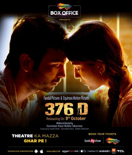 376 D (2020) Hindi Movie 720p HDRip 850MB DL