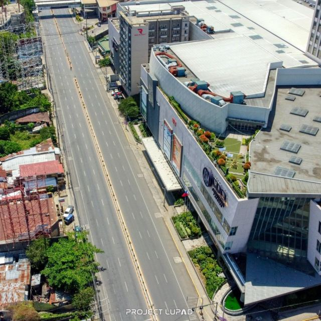 Aerial-View-of-Traffic-free-Cagayan-de-Oro-During-Holy-Week-2021-Copyright-to-Project-LUPAD-4-2