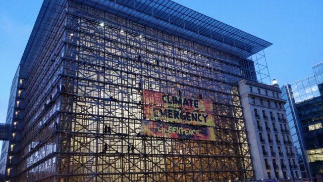Greenpeace: Europa está en llamas por la emergencia climática