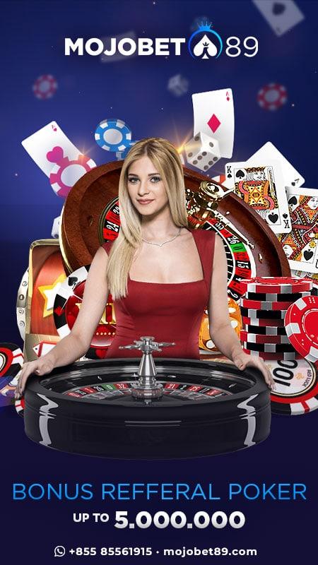 Daftar Situs Slot Online Terpercaya 2021 | MOJOBET89