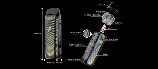 Diseño de Luxe PM40