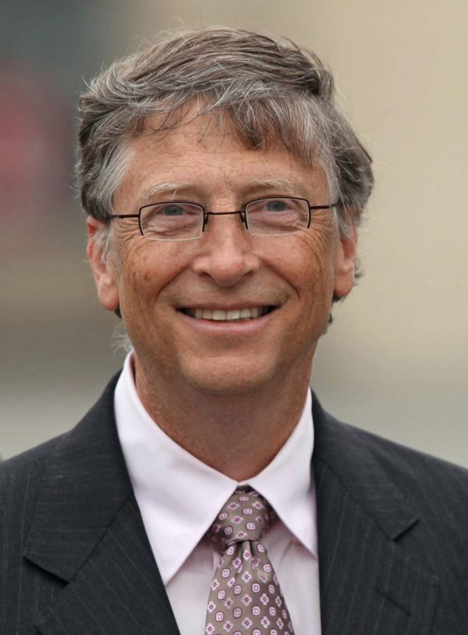 बिल गेट्स - दुनिया के सबसे अमीर लोग