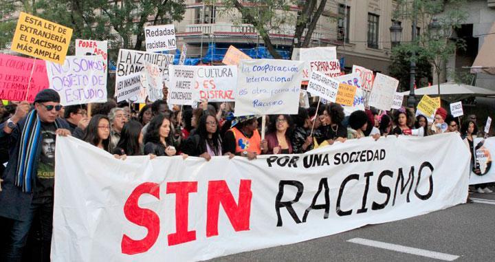Manifiesto Antirracista: por qué salimos a las calles el #17N