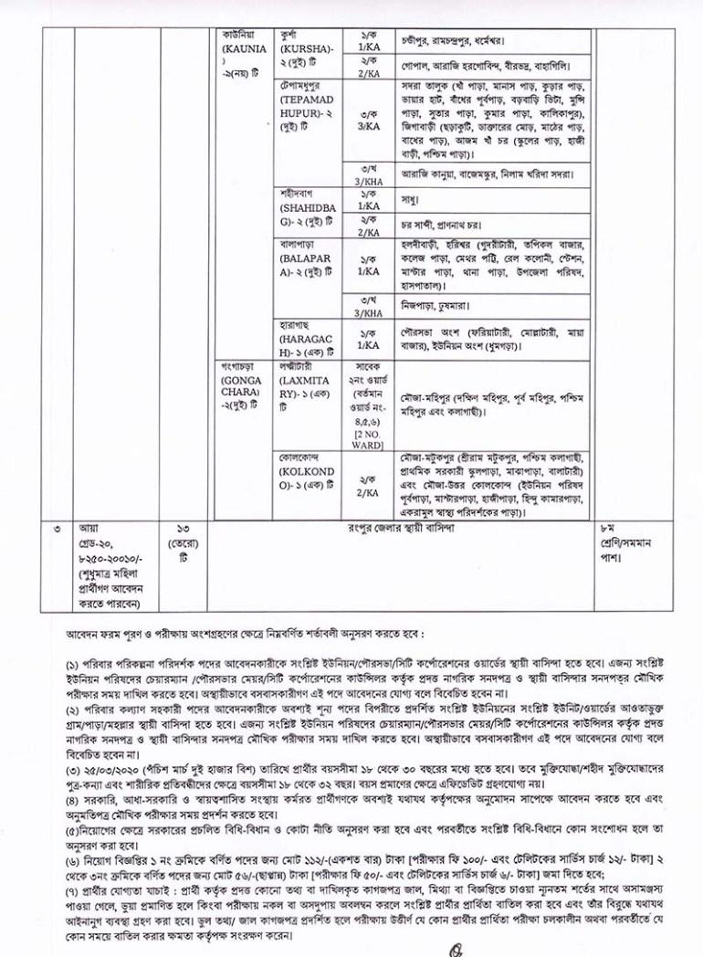 Rangpur-Family-Planning-Job-Circular-5