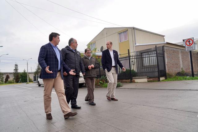 Lanzan en Ñuble inédito programa para recuperar viviendas sociales.