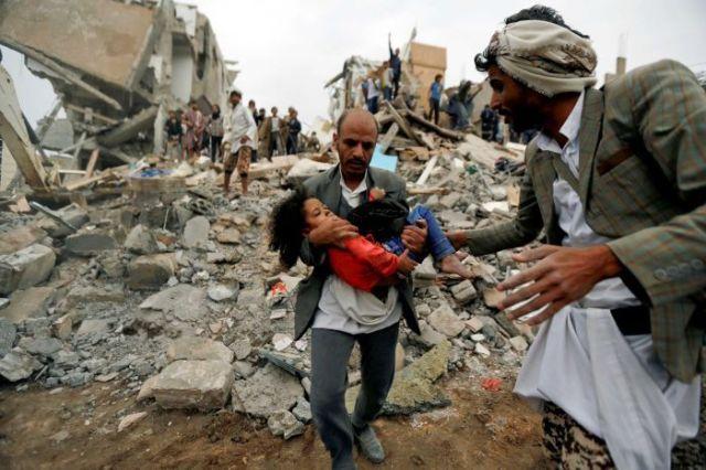 """Informes de Comercio destacan las """"oportunidades"""" de venta de armamento de España a Arabia Saudí pese a la masacre en Yemen"""