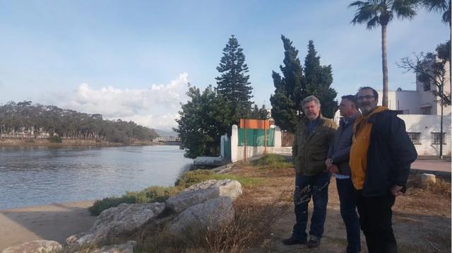 Unidas Podemos reivindica una reindustrialización verde en la comarca del Campo de Gibraltar