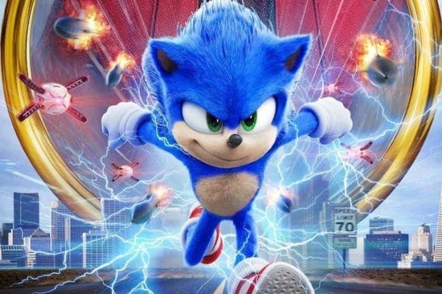 Sonic: Da SEGA e Saga in un solo film