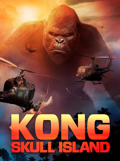 Kong Skull Island 2017 Dual Audio Hindi 720p
