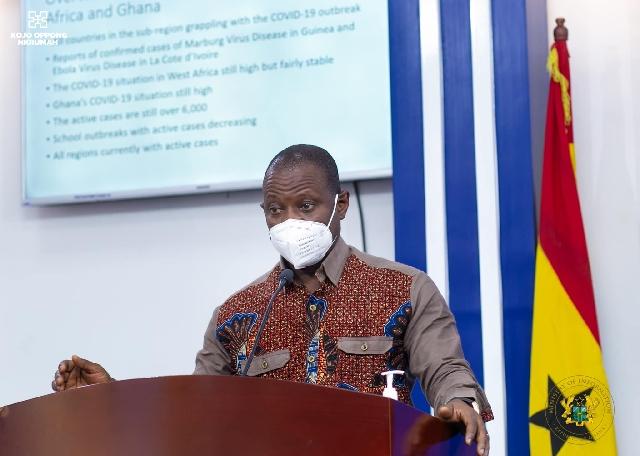 Dr. Patrick Aboagye