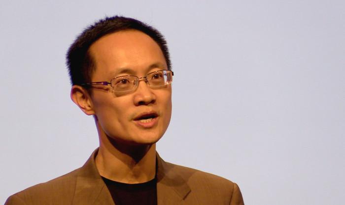 Lin Bin y el Xiaomi con cámara de 48 MP