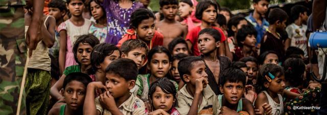 4 de cada 5 muertes o enfermedades causadas por el cambio climático las sufren los niños y niñas