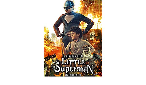 Little Superman Hindi Dubbed Movies 720p