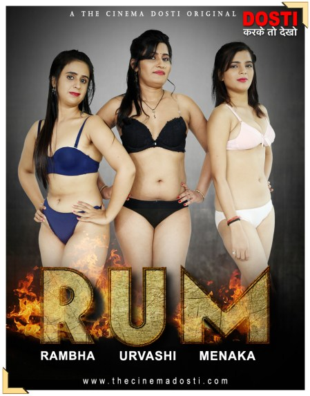 18+Rum 2020 CinemaDosti Originals Hindi Short Film 720p HDRip 200MB Watch Online
