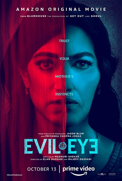 Evil Eye 2020 Hindi ORG Dual Audio 720p AMZN HDRip ESubs 650MB DL