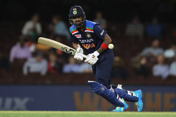SYDNEY-AUSTRALIA-NOVEMBER-29-KL-Rahul-of-India-bats-during-game-two-of-the-One-Day-International-ser