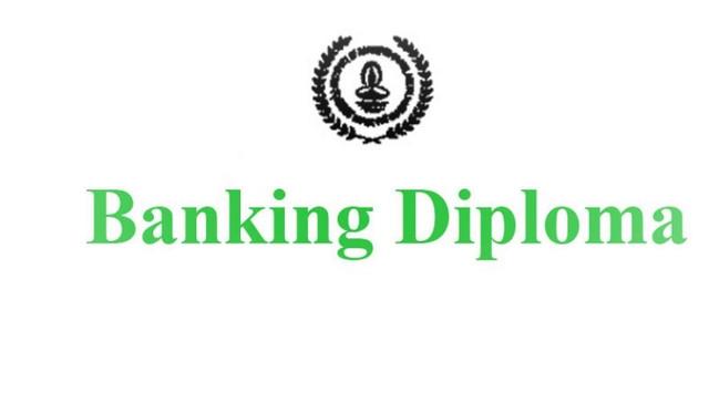 Banking Diploma Exam Result
