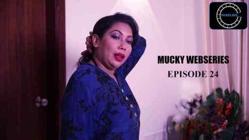 18+Mucky 2020 S01E24 Hindi Flizmovies Web Series 720p HDRip 220MB Watch Online