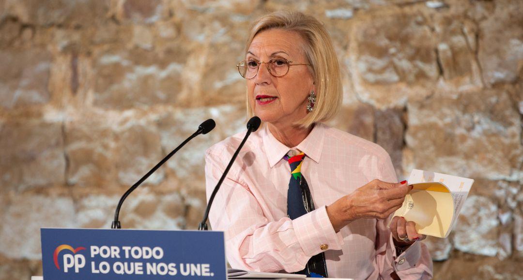 """Las redes estallan contra Rosa Díez por comparar a Junqueras con """"violadores o pederastas"""""""