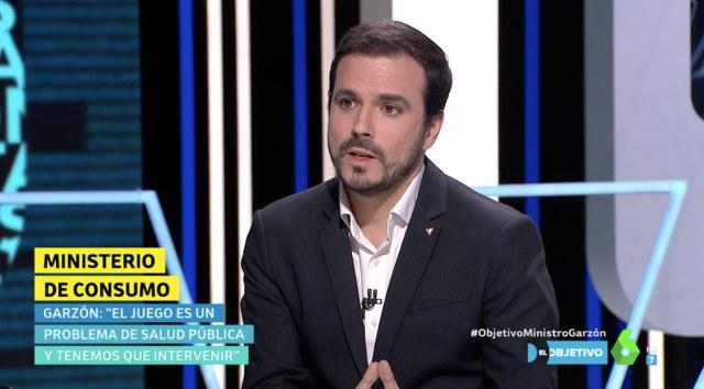 Alberto Garzón, fiel a sus ideales: «Seguiré diciendo 'ciudadano Felipe de Borbón'»