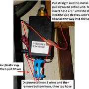 delta touch2o repair fix plunger