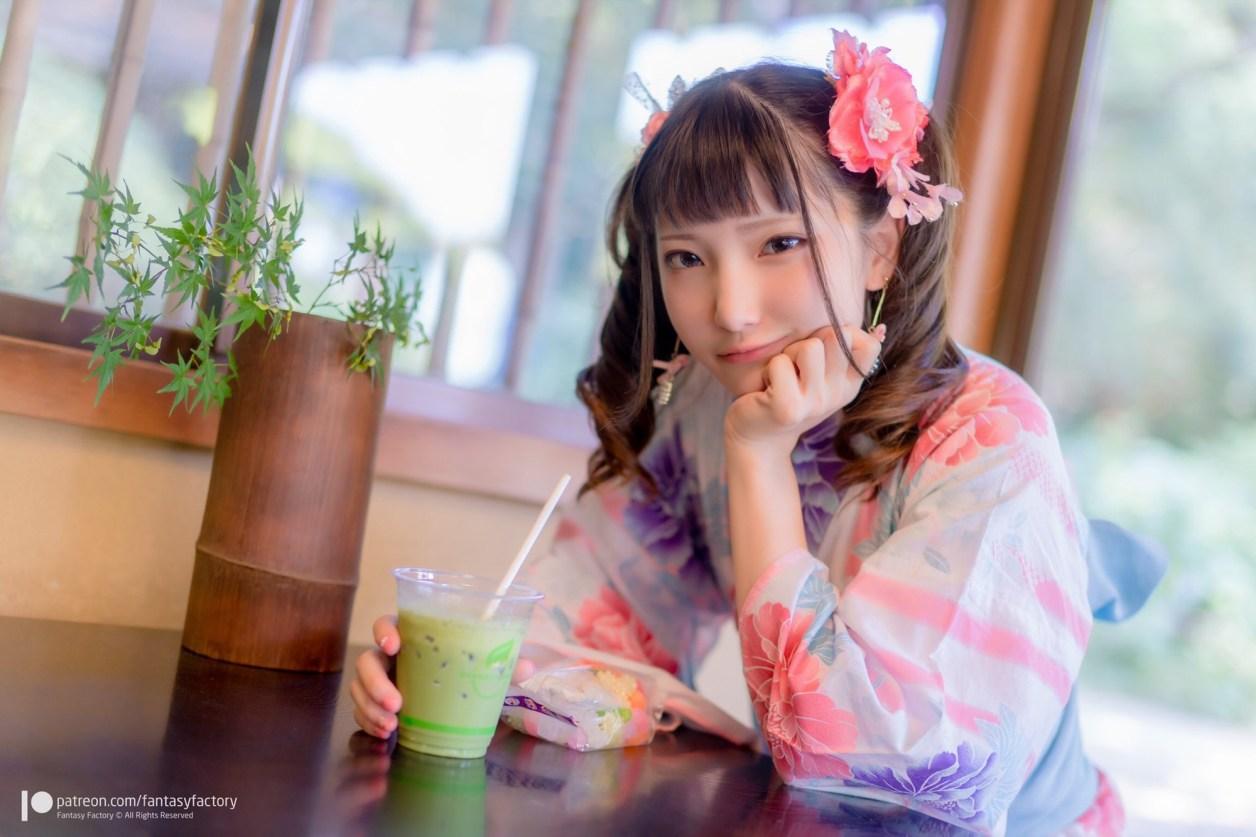 台湾超人気コスプレイヤーのエロ画像 小丁こまち Kochou2tw-020