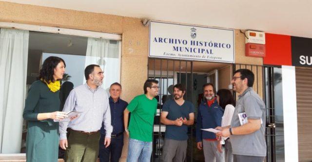 Eva García Sempere se compromete a promover desde el Congreso un tren litoral por la costa del Sol que llegue hasta Cádiz