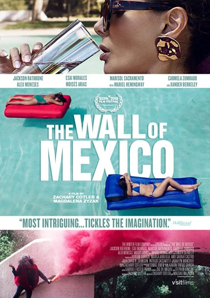 The Wall of Mexico 2020 English Movie 720p HDRip 800MB