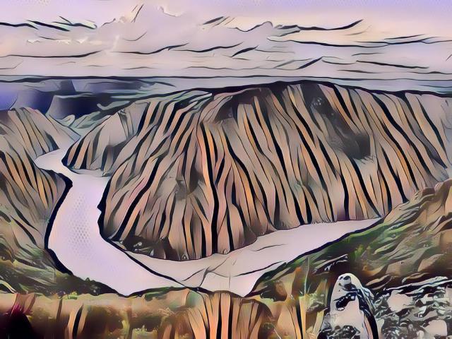 Con paisaje