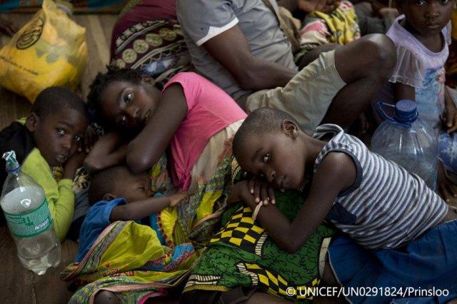 Un mes del ciclón Idai: 1,6 millones de menores afectados