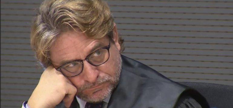 El juez Alba condenado a seis años y tres meses de prisión por conspirar contra Victoria Rosell
