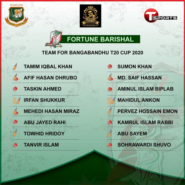Fortune-Barishal