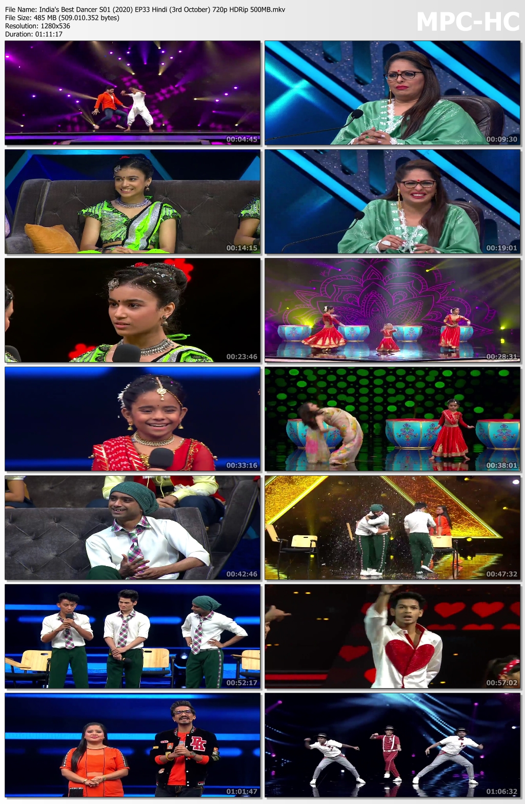 India-s-Best-Dancer-S01-2020-EP33-Hindi-3rd-October-720p-HDRip-500-MB-mkv-thumbs