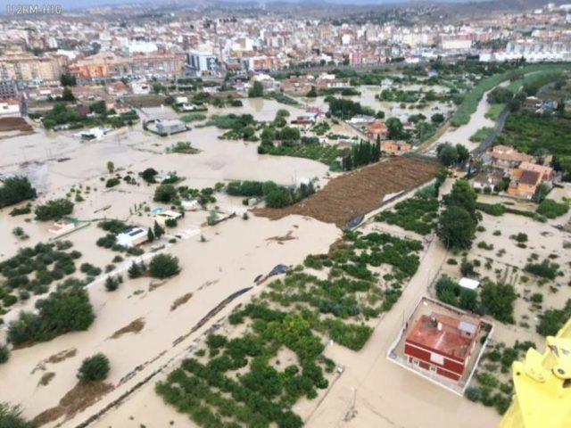 El temporal deja cientos de millones de euros en la agricultura