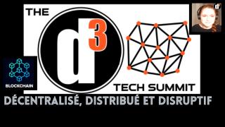 Sommet D3 Tech – Jour 1 – Crypto et évolutions avec Rachel-Rose O'Leary