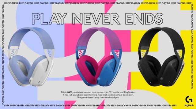 Wireless Gaming Headset Terbaru
