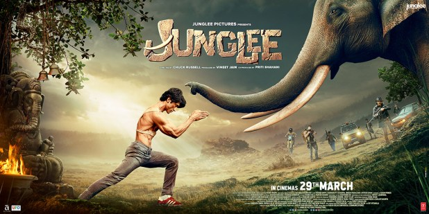 Junglee (2019) Hindi Movie 720p