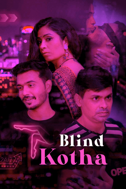 Blind Kotha 2020 S01 Hindi Complete Kooku App Web Series 720p HDRip 300MB Watch Online
