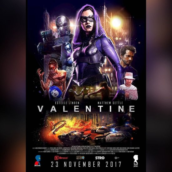 Valentine (2017) full Movie 720p