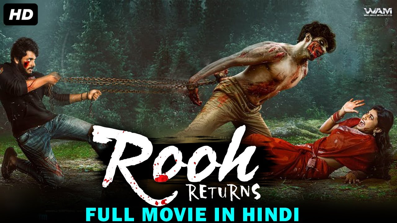 Rooh Returns 2021 Hindi Dubbed 720p HDRip 700MB Download