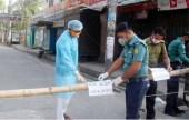 সারাদেশে লকডাউন: সতর্ক আইনশৃঙ্খলা বাহিনী