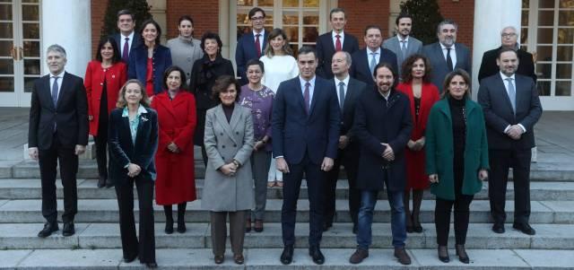 La subida de las pensiones y la nueva fiscal general, primeras medidas del Consejo de Ministros de Sánchez