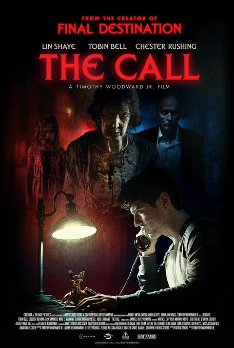 The Call 2020 English 720p HDRip 800MB
