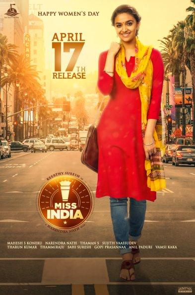 Miss India (2020) UNCUT Multi Audio 720p HDRip ESubs 1.4GB