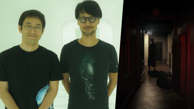 Famed Game Director Hideo Kojima Reportedly Working With Junji Ito ...