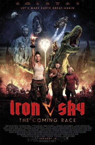 Iron Sky:The Coming Race 2019 1080p