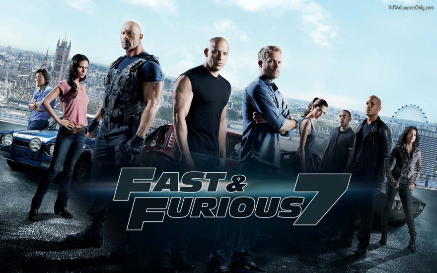 Furious Seven (2015) Dual Audio Hindi 720p