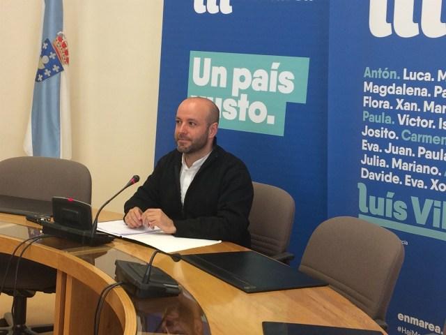 """En Marea manifesta a súa """"tristura e preocupación"""" polo auxe da extrema dereita en Andalucía e convida a unha reacción colectiva para ofrecer unha alternativa política afincada en valores republicanos, democráticos e sociais"""