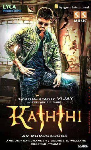 Khaki Aur Khiladi (Kaththi) 2019 Hindi Dubbed Movie HDRip 720p
