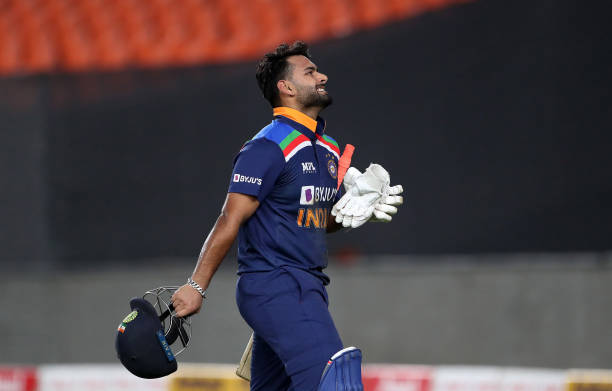 Rishabh-Pant-of-India-walks-off-after-being-dismissed-during-the-3rd-T20-In